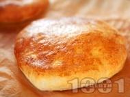 Пиде - турски плосък хляб